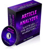 Thumbnail Article Analyzer