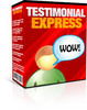 Testimonial Express with Master Resell Rights