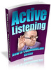 Thumbnail Active Listening ( Private Label Rights License)
