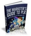 Thumbnail Marketers Guide to PLR (Master Resell Rights)