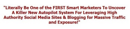 Viral Blog Traffic System