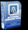 Thumbnail WP Clickbank Membership Plugin (Master Resell Rights)