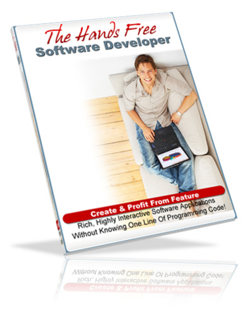 Product picture Hands Free Software Development (MRR)