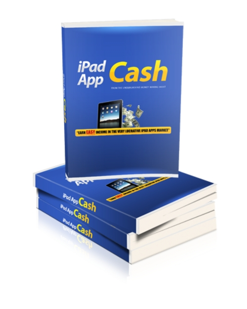 Product picture iPad App Cash Formula (Master Resell Rights)