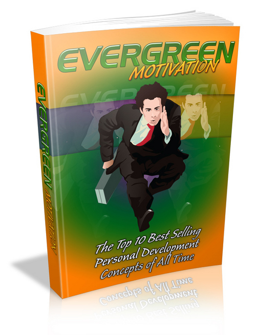 Product picture Evergreen Motivation (Master Resell Rights)