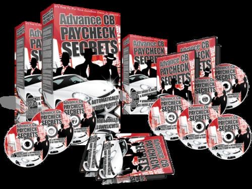 Product picture Advance Clickbank  Paycheck (Master Resell Rights)