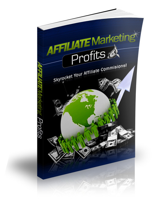 Product picture Affiliate Marketing Profits (Master Resell Rights)