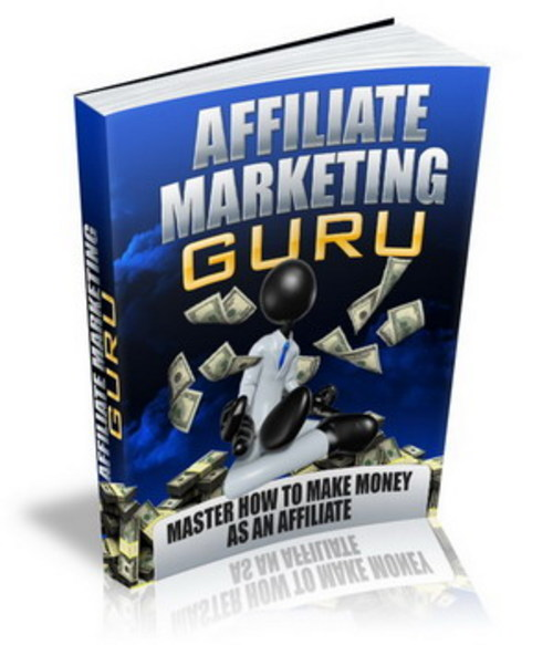 Product picture Affiliate Marketing Guru (Master Resell Rights)