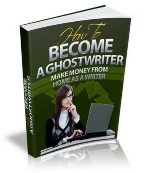 Product picture Become A Ghostwriter