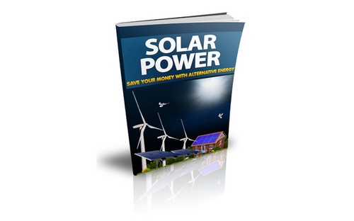 Product picture Solar Power (Master Resell Rights)
