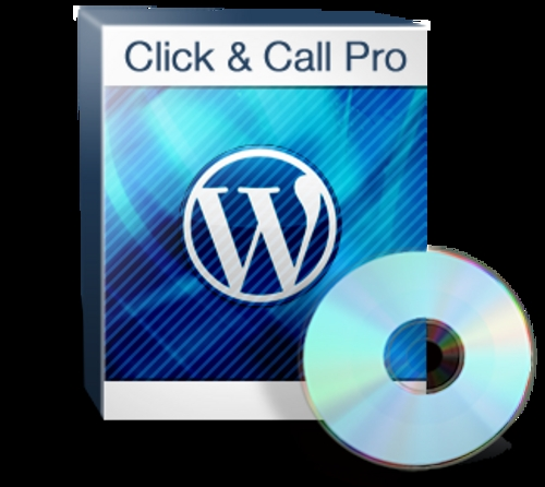 Product picture Click & Call Pro - WordPress Plugin (Master Resell Rights)