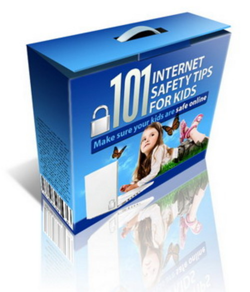 Product picture 101 Internet Safety Tips for Kids