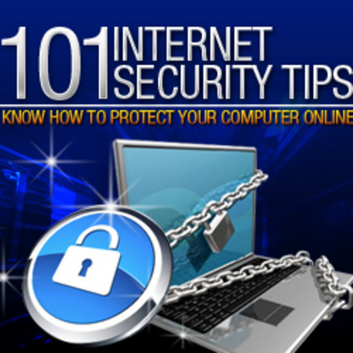 Product picture 101 Internet Security Tips