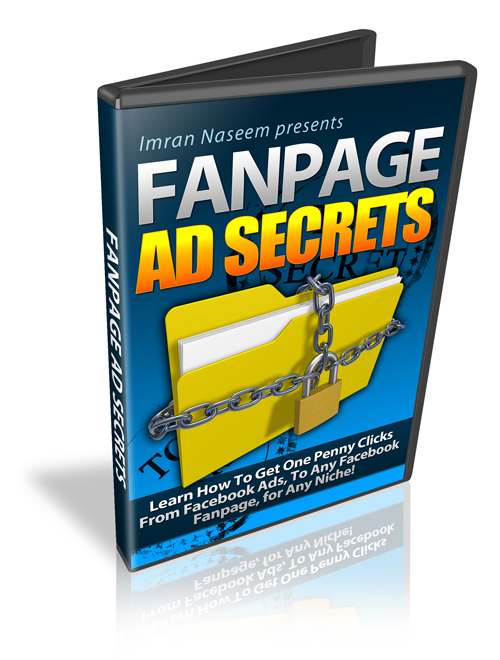 Product picture Fanpage Ad Secrets (PLR)