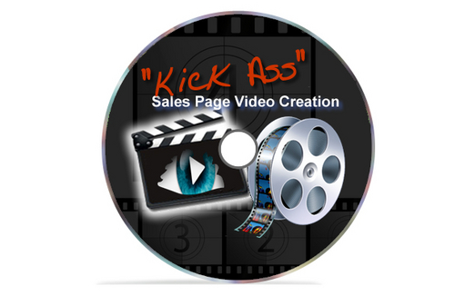 Product picture Sales Page Video Creation (Master Resell Rights)