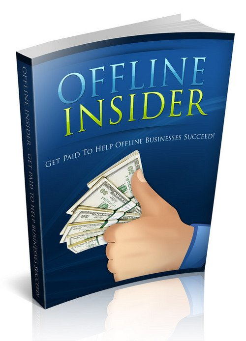 Product picture Offline Insider (Master Resell Rights)