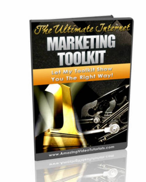 Product picture The Ultimate Internet Marketing Toolkit  (MRR)
