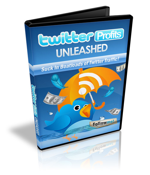 Product picture Twitter Profits Unleashed