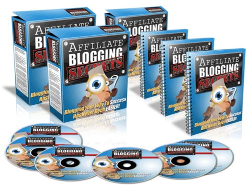Product picture Affiliate Blogging