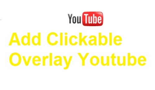 Product picture Add Clickable Overlay Youtube (Private Label Rights)